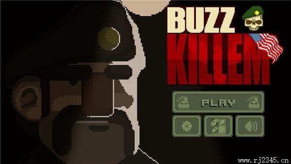《疯狂的巴兹》:一款复古的像素类动作小游戏