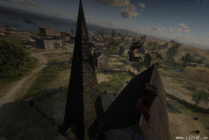荒野大镖客2火箭飞行模式MOD 最新版